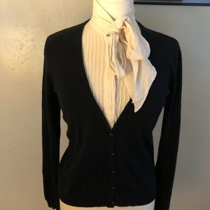 Vintage Ralph Lauren Silk and Cashmere Blouse